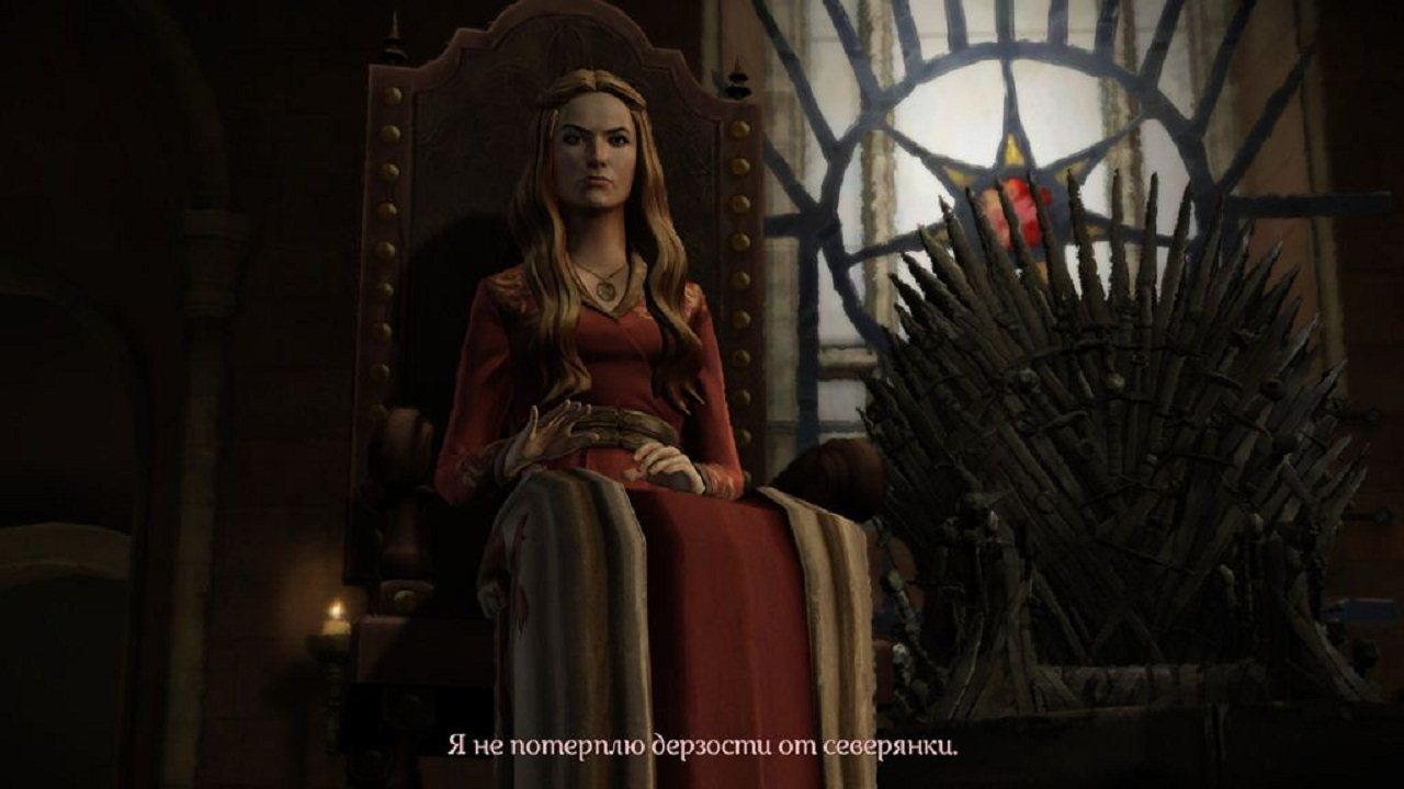 Game of Thrones: A Telltale Games Series - Episodes 1-4 (2014) [PS3] [EUR] 3.55 [Cobra ODE / E3 ODE PRO] [Unofficial / 1.08] [En/Ru]