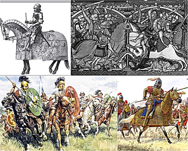 Панцирная кавалерия