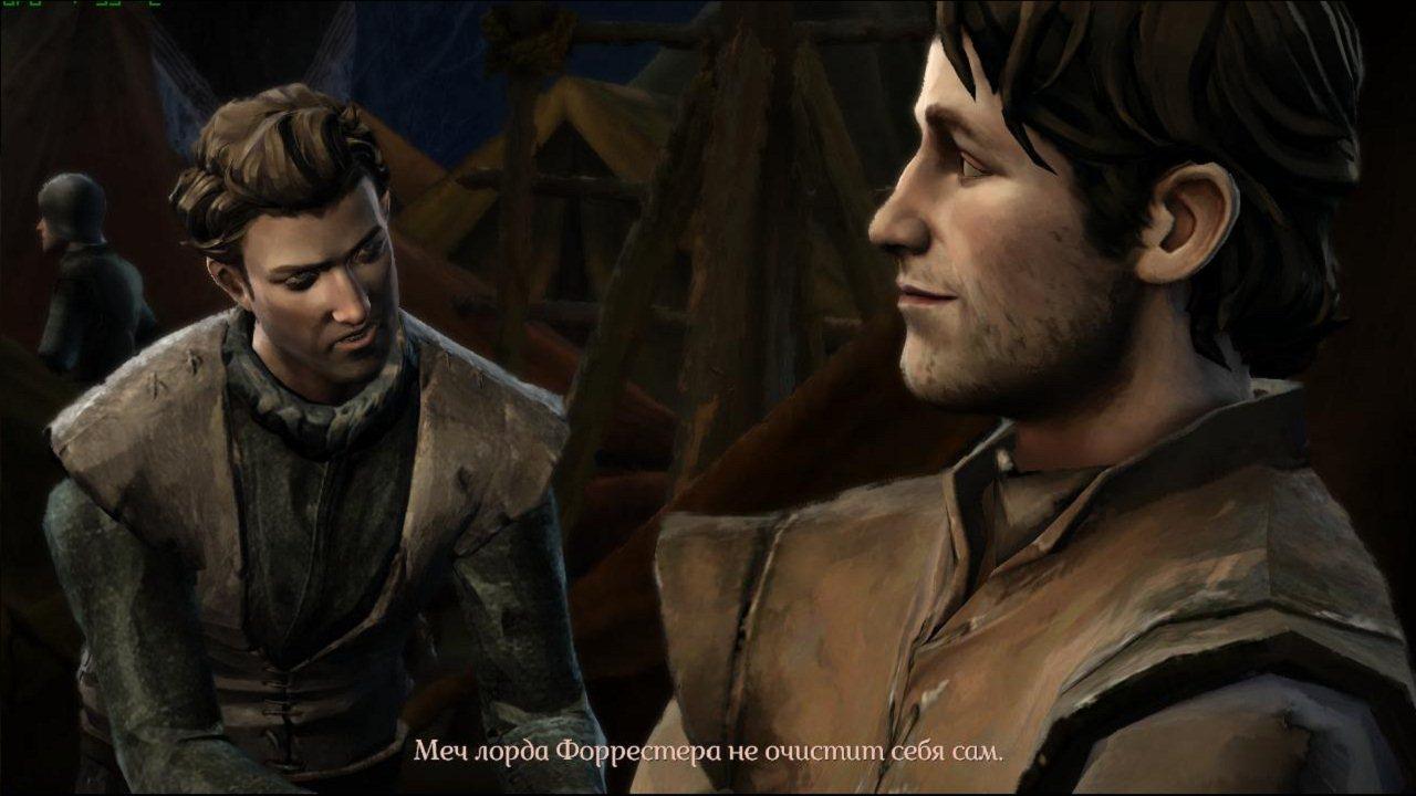 Game of Thrones: A Telltale Games Series - Episodes 1-4 (2014) [PS3] [EUR] 3.55 [Cobra ODE / E3 ODE PRO] [Unofficial / 1.08] [En/Ru]