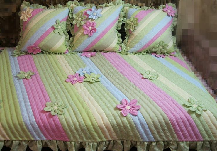 Как сшить детское покрывало на кровать своими руками - Сибирский гусь