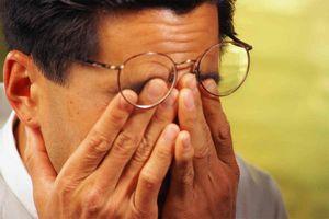 Внезапное нарушение зрения