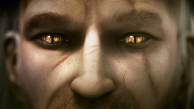 Как сделать себе глаза как у ведьмака