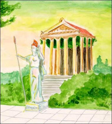 Мифы древней греции: фото