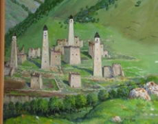 Работы ингушского художника будут представлены в Нальчике