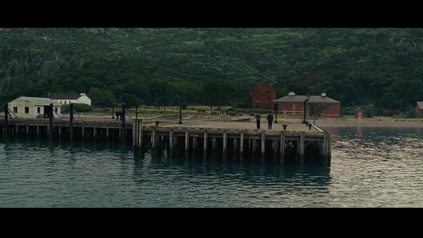 ������ ��������� / Shutter Island (2010) DVD9