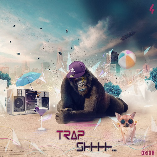 (2014, Сборник) VA / Trap Shhhh... vol. 4 by oxion (Trap) [mp3, 320/CBR]