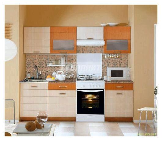 Выбираем кухонный гарнитур для маленькой кухни