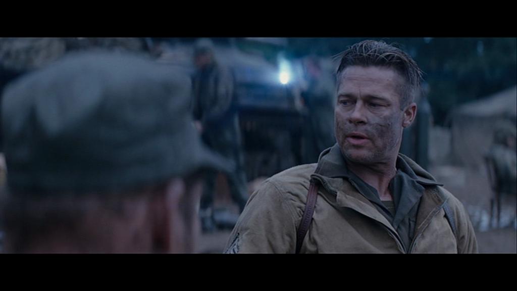 ������ / Fury (2014) DVD9