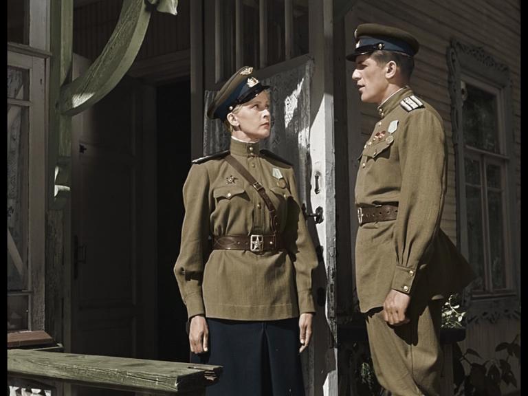 Небесный тихоход (1945) DVD9