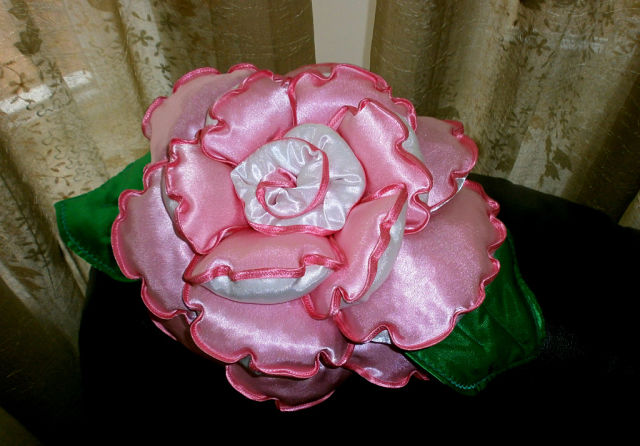 Розы подушки своими руками