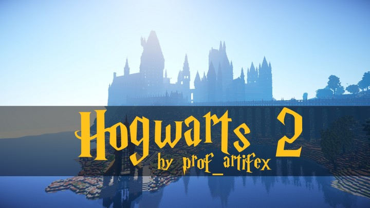 [Карта][1.8] Hogwarts 2 - Harry