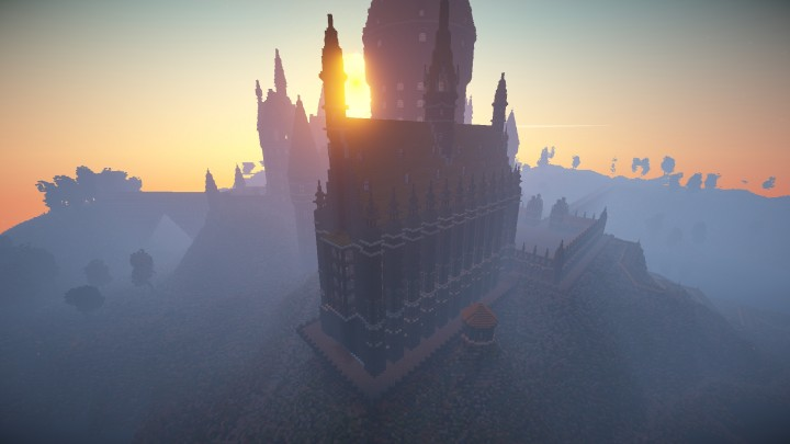 [Карта][1.8] Hogwarts 2 - Harry