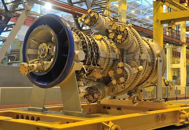 Обслуживание и системы управления газовыми турбинами