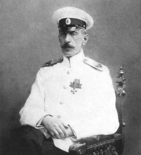 Адмирал казацкого роду.