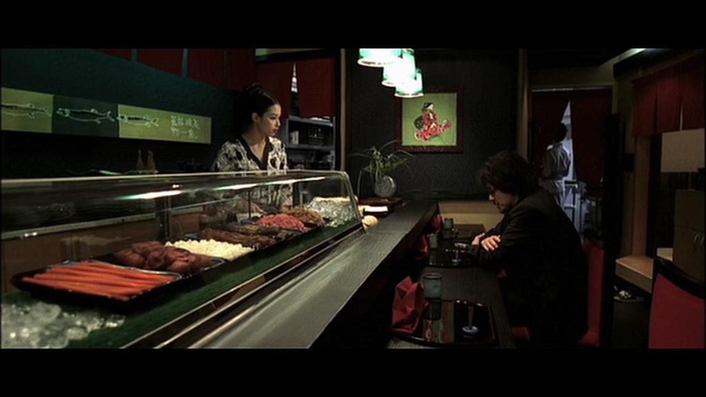 ������ / Oldeuboi (2003) DVD9