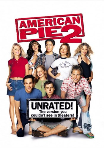 ������������ ����� 2 / American Pie 2 (2001) DVD5 | DUB | MVO | Unrated