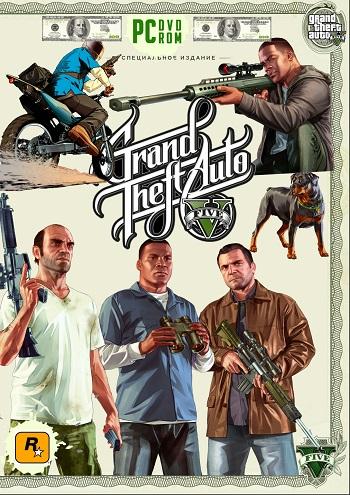 Grand Theft Auto V (2015) PC | Retail