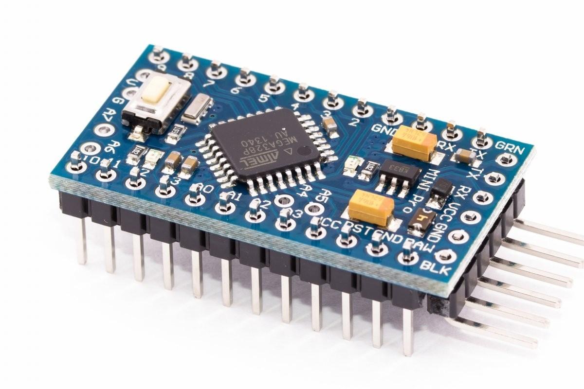 Беспроводные датчики температуры arduino pro mini