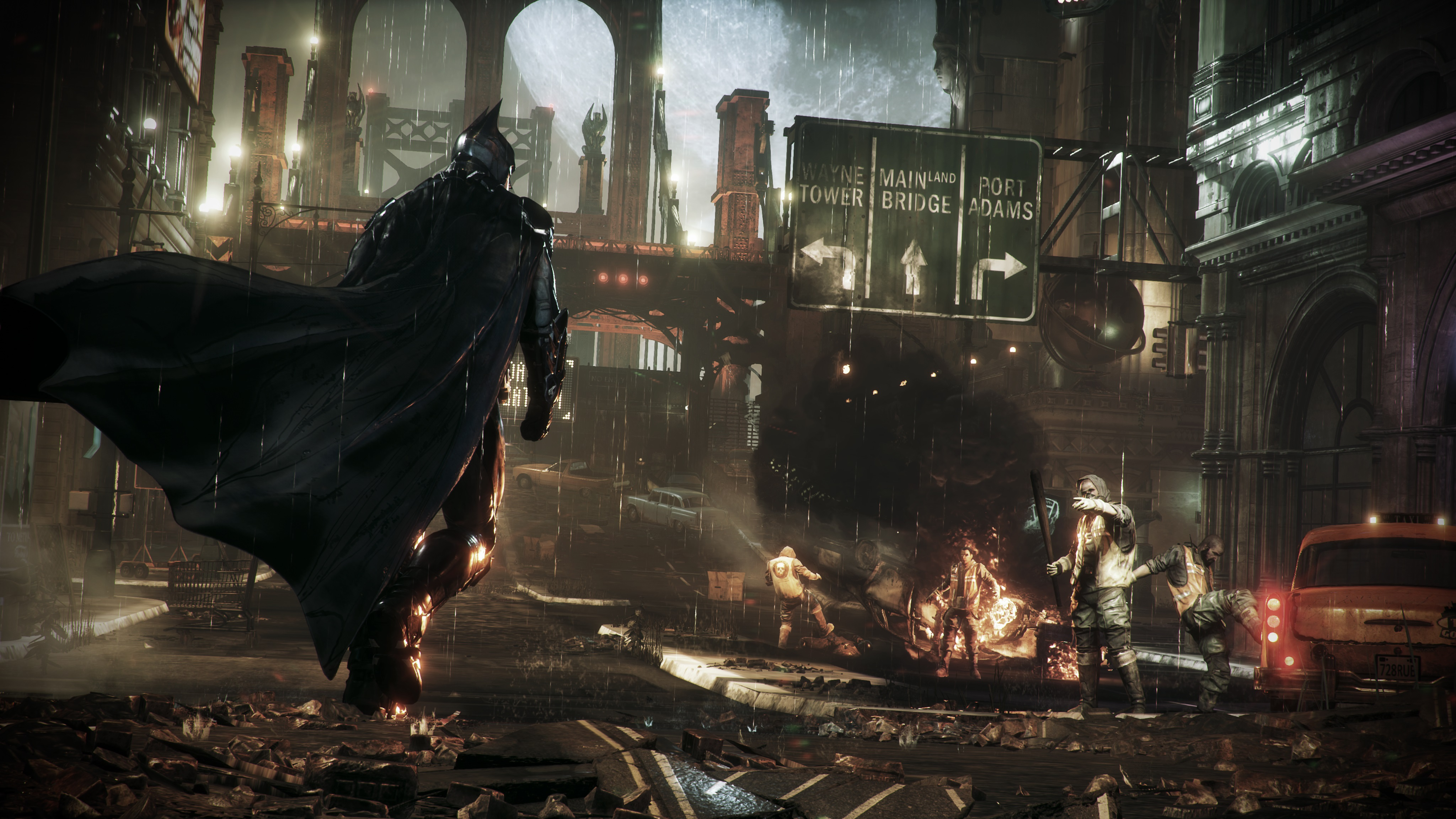 Batman: Arkham Knight Premium Edition (2015) PC | Лицензия