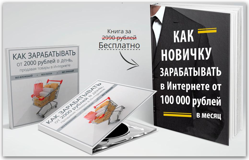 Бесплатно скачать книгу как заработать в интернете