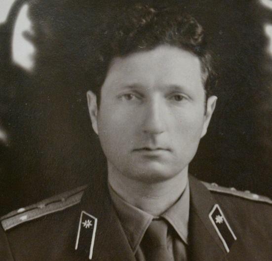 Радист Великой Отечественной Натан Аронович Зильберман