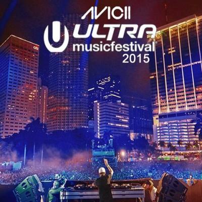 Avicii - Ultra Music Festival 2015  › Торрент