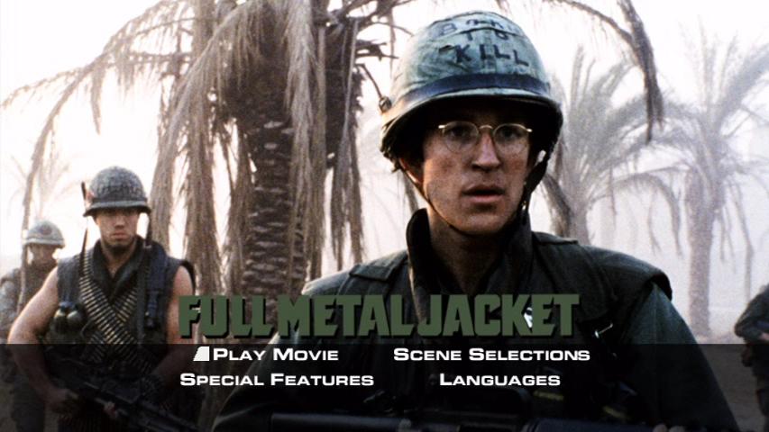 Цельнометаллическая оболочка / Full Metal Jacket (1987) DVD9