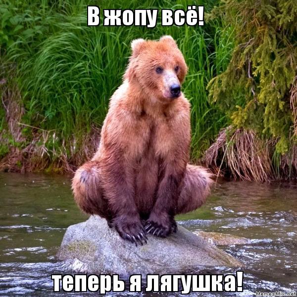 Свинья в медвежонке