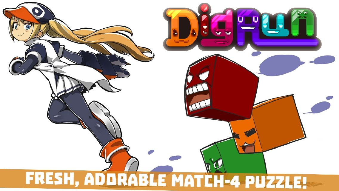DigRun 1.0.1 [En]