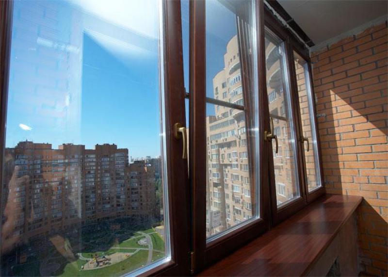 """Балконные рамы - не такие как у всех! """" мир прекрасен."""