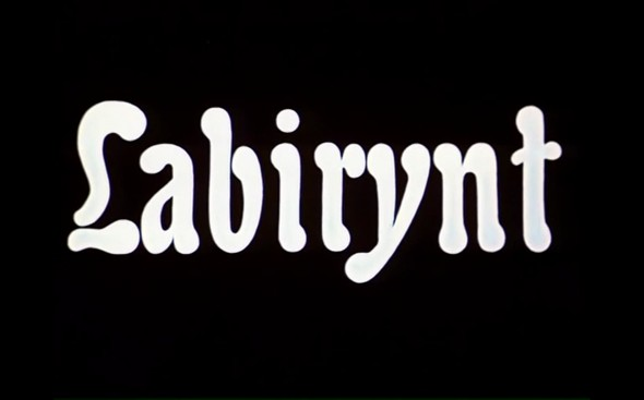 �������� / Labirynt (1963) WEBRip