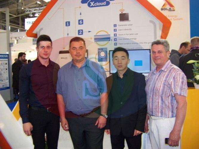 солнечные батареи LDK в украине