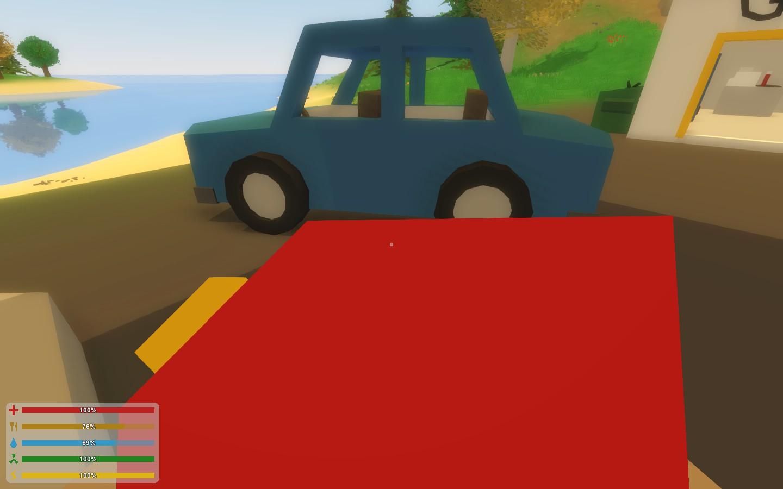 Как заправить машину в Unturned Гайды для антюрнед 5
