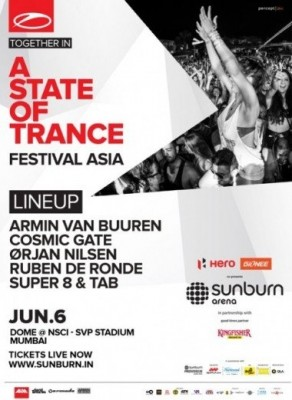 Armin van Buuren - A State of Trance 700 Live @ The National Sports Club in Mumbai, India (06.06.2015) MP3 › Торрент