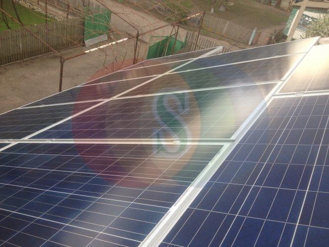 солнечные батареи LDK