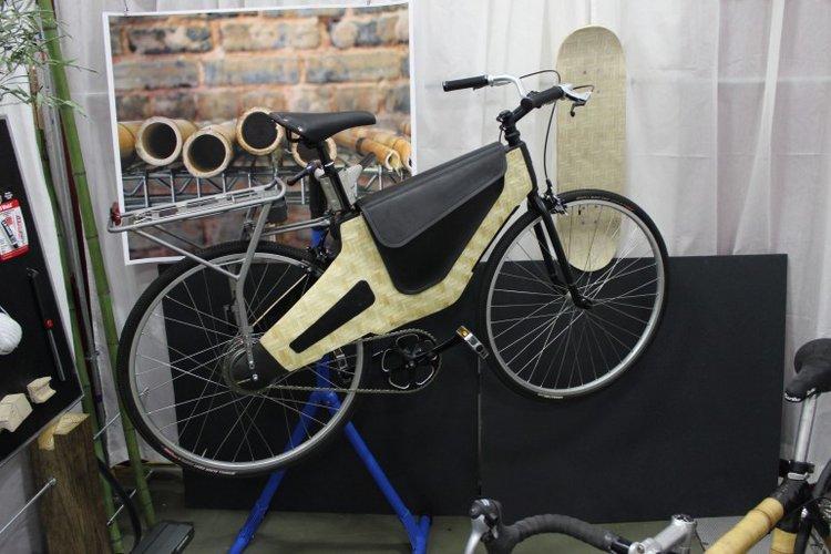 Электровелосипед Bamboost