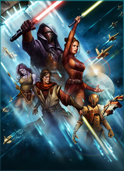 STAR WARS™ Knights of the Old Republic™ II - The Sith Lords™ (LucasArts, Disney Interactive, Lucasfilm) (Multi5/RUS) [L|Steam-Rip] от R.G. GameWorks