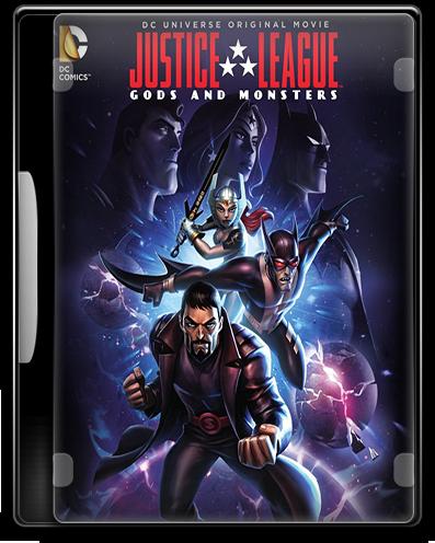 Лига справедливости: Боги и монстры / Justice League: Gods and Monsters ( Сэм Лью)