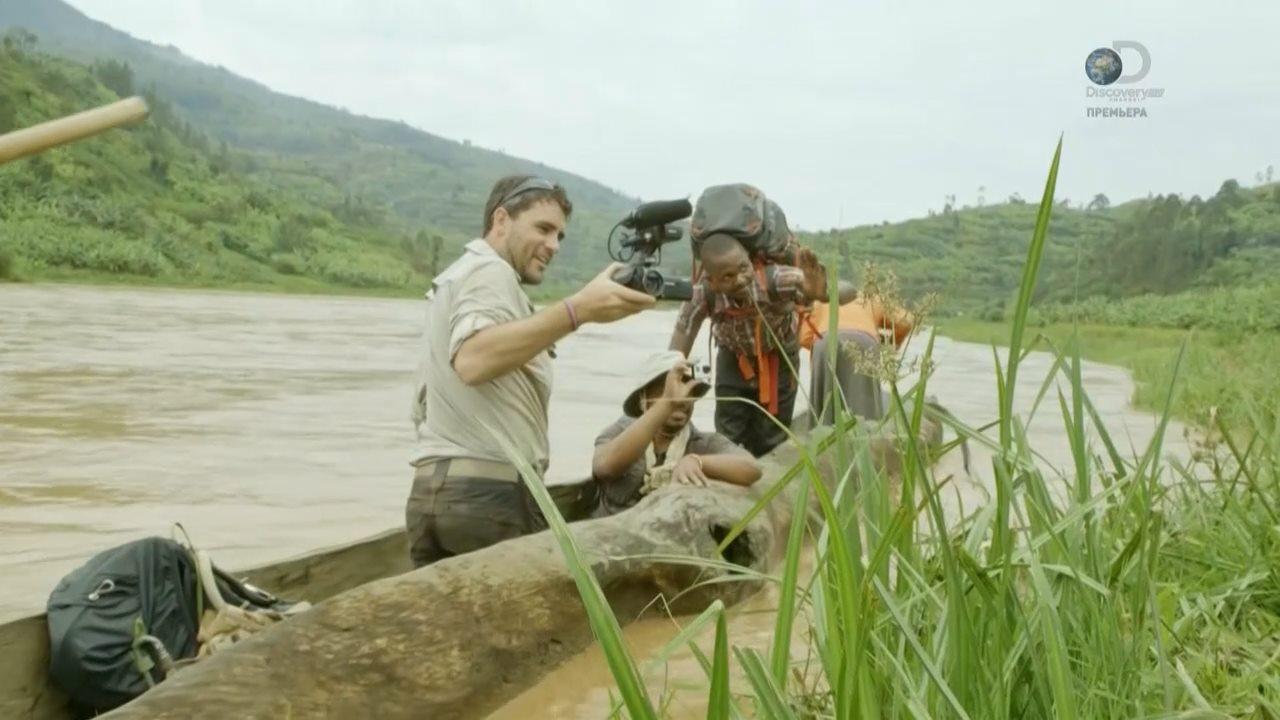 Discovery. Пешком вдоль Нила [01-04 серии из 04] | HDTVRip 720p