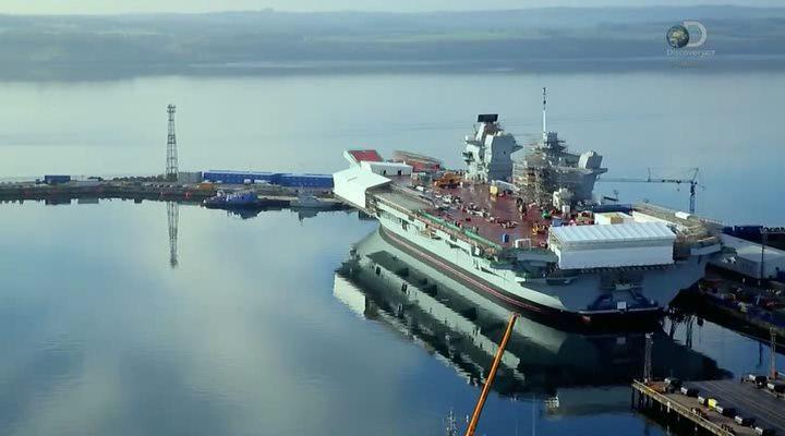 Discovery. Инженерия невозможного / Impossible Engineering (1 сезон: 1-6 серии) (2015) HDTVRip