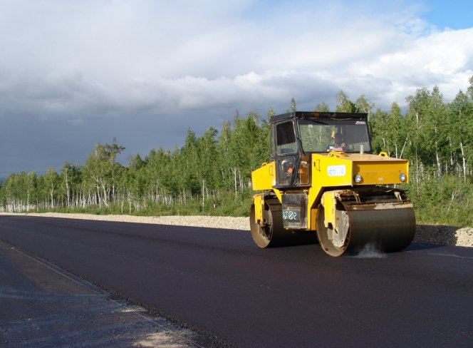 ремонт дорог цена
