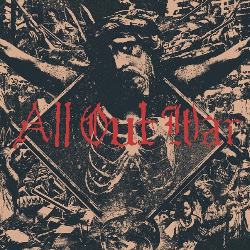 All Out War - Dying Gods (2015) MP3