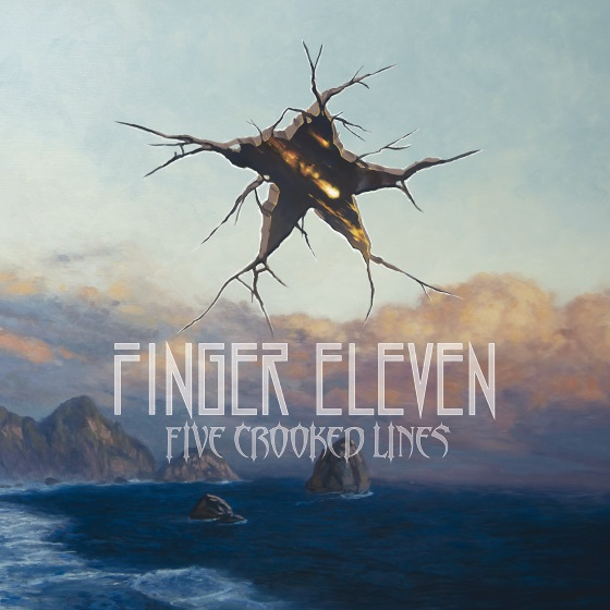 Finger Eleven - Five Crooked Lines (2015) MP3
