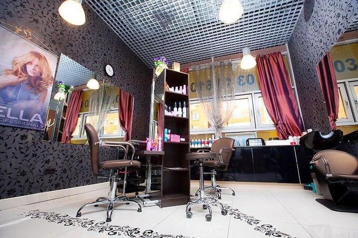 посетить салон красоты в санкт-Петербурге