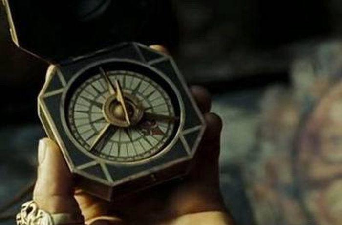 Как сделать компас джека воробья из бумаги своими руками