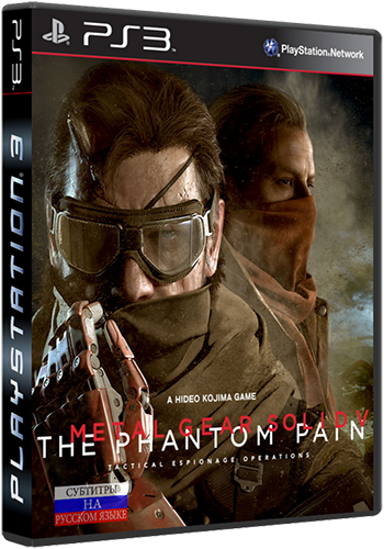 Metal Gear Solid V: The Phantom Pain (2015) PS3