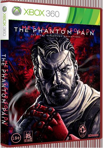 Metal Gear Solid V: The Phantom Pain (2015) XBOX360