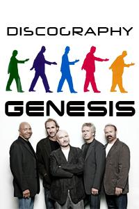 genesis discography flac