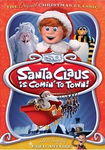 � ����� ������� �����-�����! / Santa Claus Is Comin' to Town (1970) BDRip