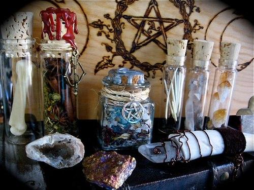 Атрибуты для ведьмы своими руками